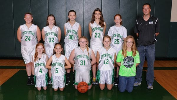 7th Grade Girls Basketball