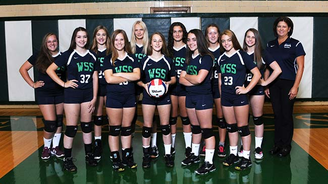 Fresh Soph Volleyball
