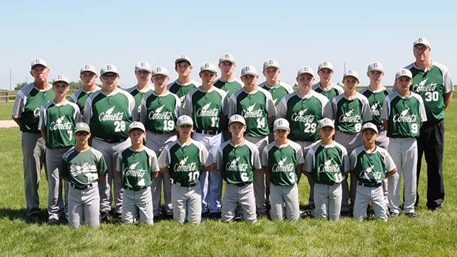 Jr. High Boys Baseball