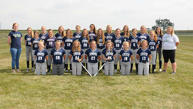Jr. High Softball
