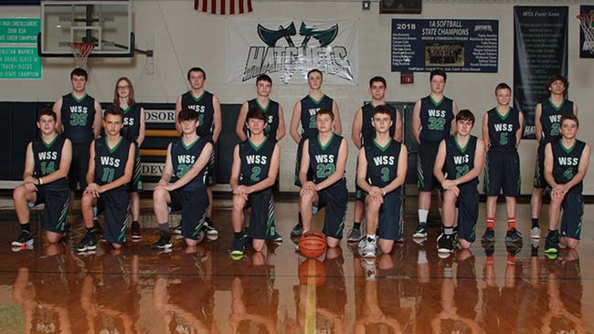 Fresh/Soph Boys Basketball
